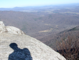 Atop Old Rag