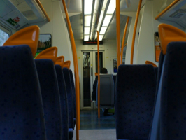 Train Aisle