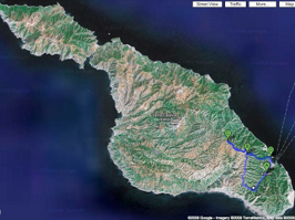 Catalina Arial View
