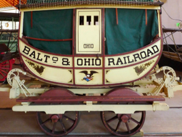 B&O Railroad in Baltimore