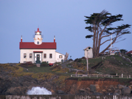 Crescent City Lighthouse