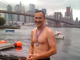 Brooklyn Bridge Swim