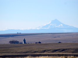 Mount Hood from The Dalles