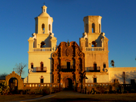 San Xavier Cathedral