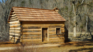Cabin Where Lincoln Called Home