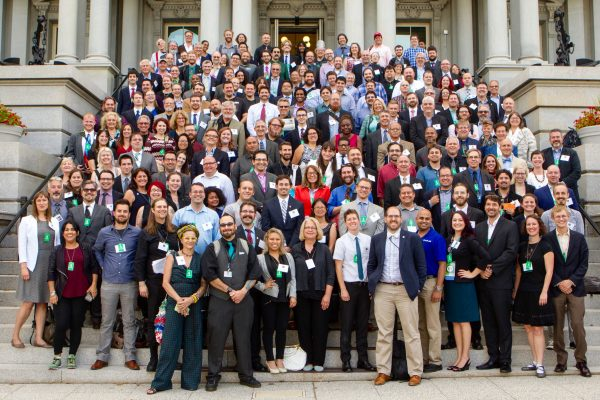 Maker Space Leaders from Across the U.S. Meeting at the White House